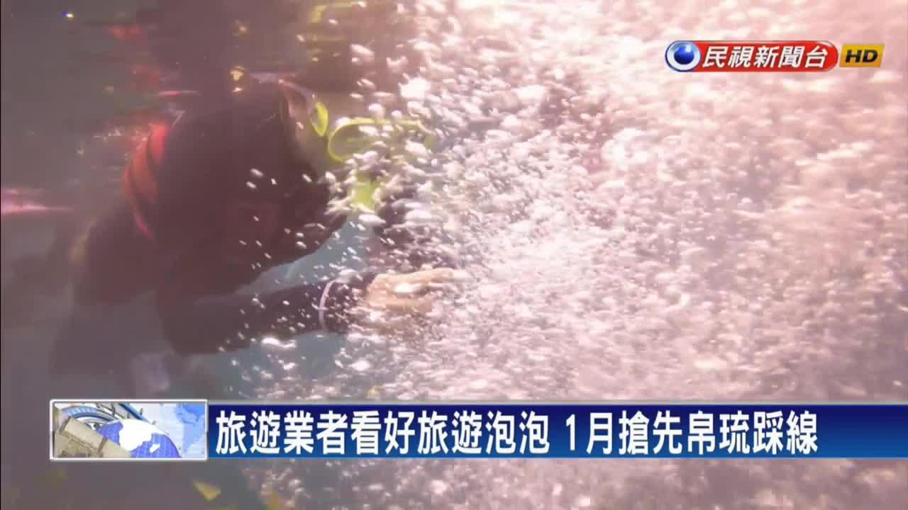 越南可能開放「旅遊泡泡」 旅平險擬列「原機遣返」