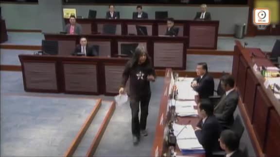 梁國雄搶文件案申終極上訴獲受理 押8.31審理