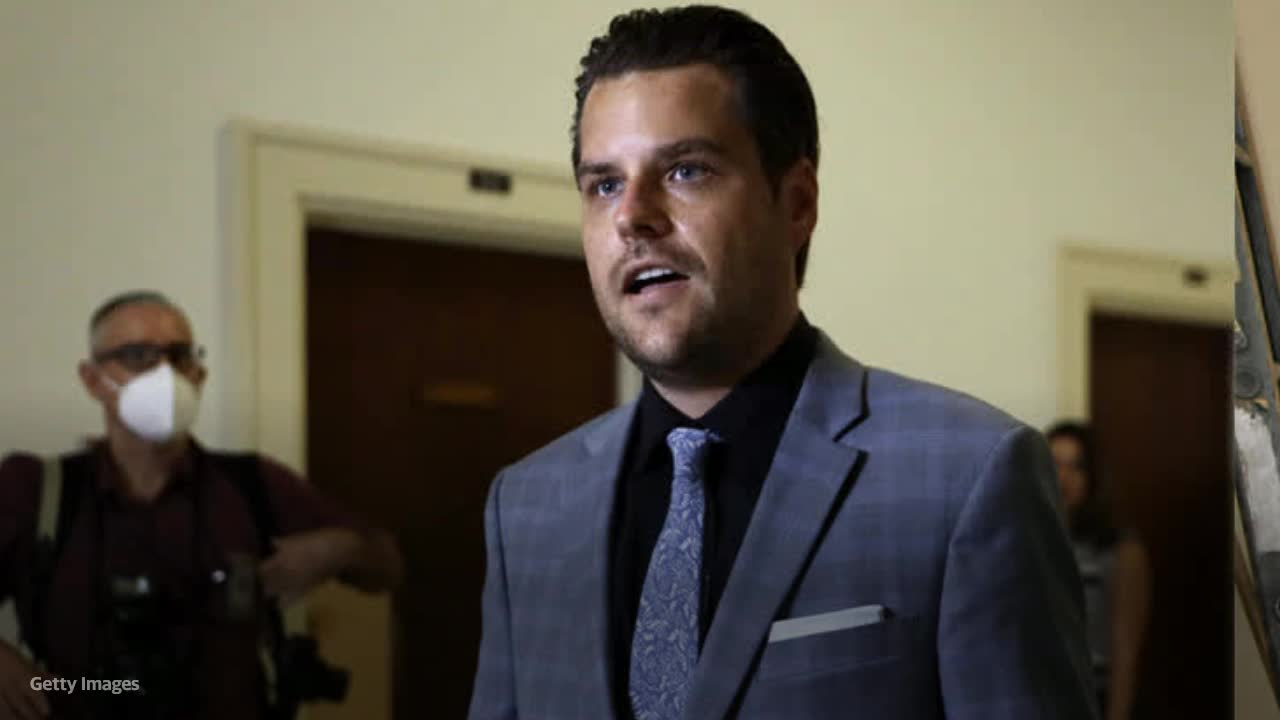 ca.news.yahoo.com: GOP Rep. Matt Gaetz requests hearing on conservatorships, citing Britney Spears