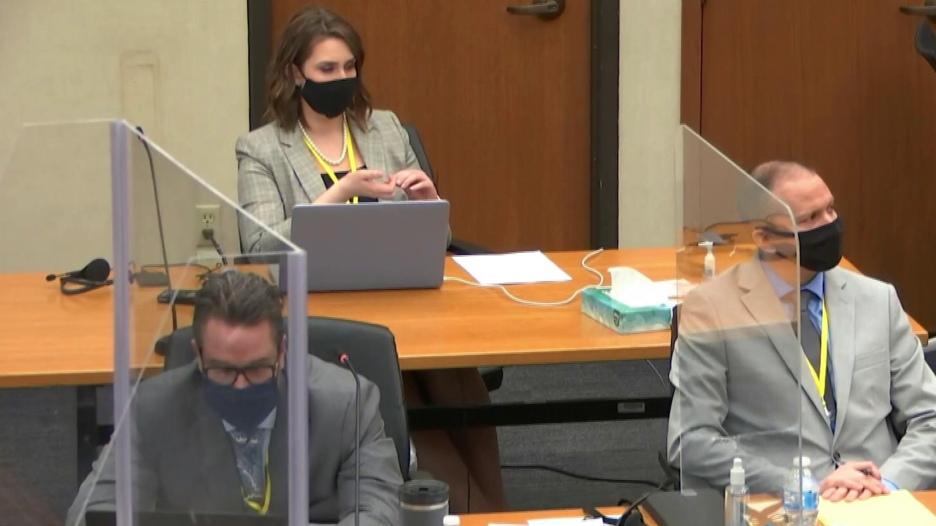 Jury selection underway in Derek Chauvins murder trial