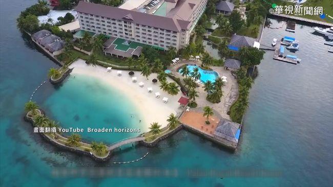 旅遊泡泡有望 遊帛琉團費漲逾1倍