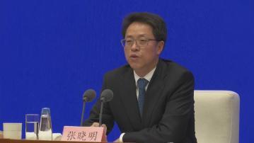 張曉明批評美國對北京完善香港選舉制度橫加干預