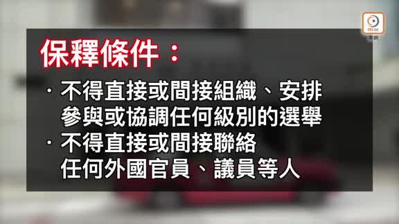47泛民涉顛覆國家政權案 鄭達鴻准保 譚文豪續押