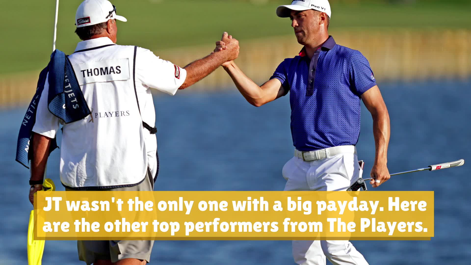 Just how much money the best PGA Tour player won at the Players Championship thumbnail