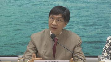 袁國勇︰若不及早接種疫苗提高群體免疫 疫情將持續