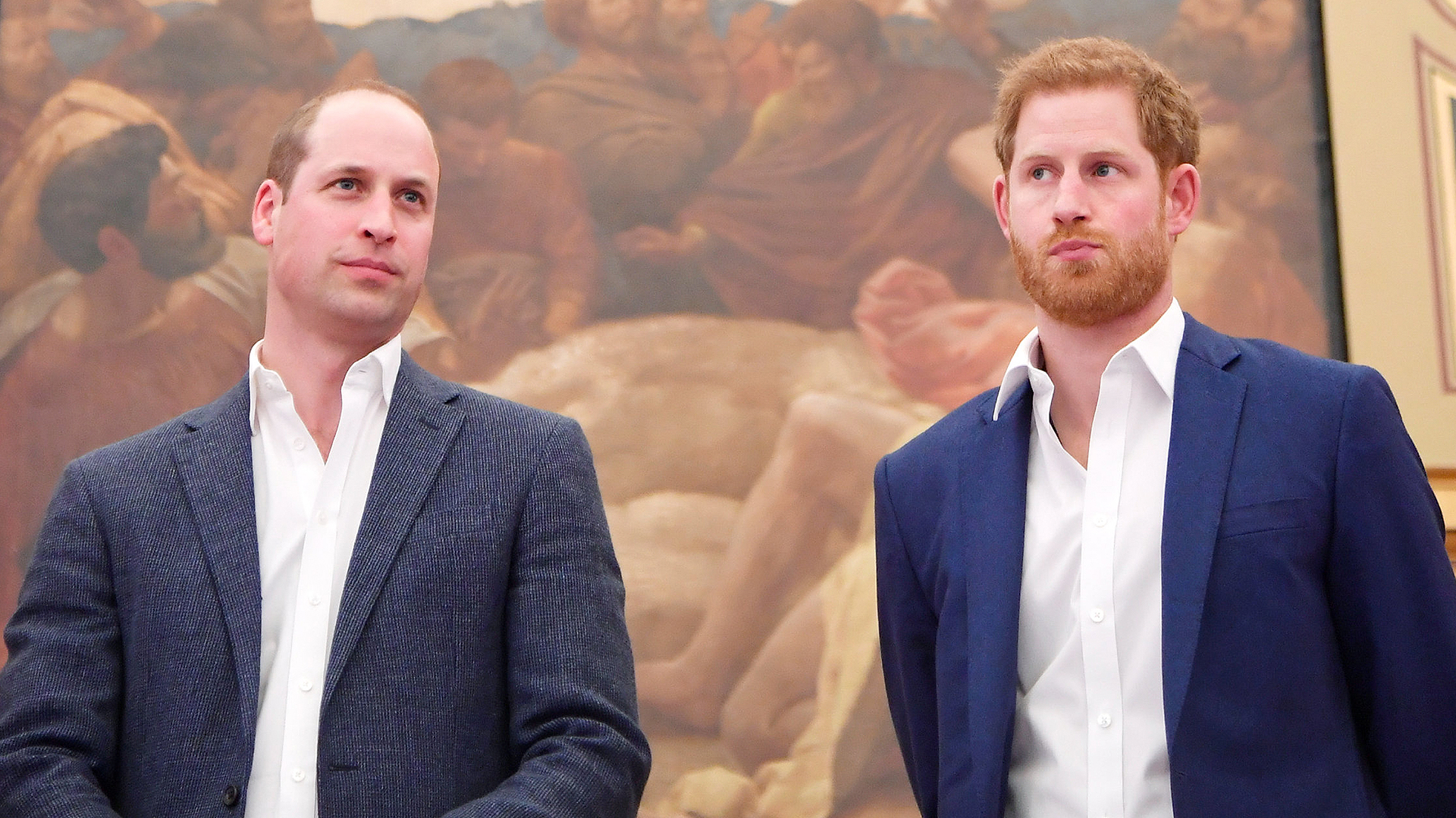 Prince William Named Sexiest Bald Man in Survey and the World Wide Web Has Doubts