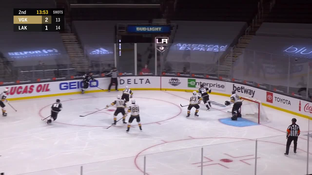 Trevor Moore with a Goal vs. Vegas Golden Knights