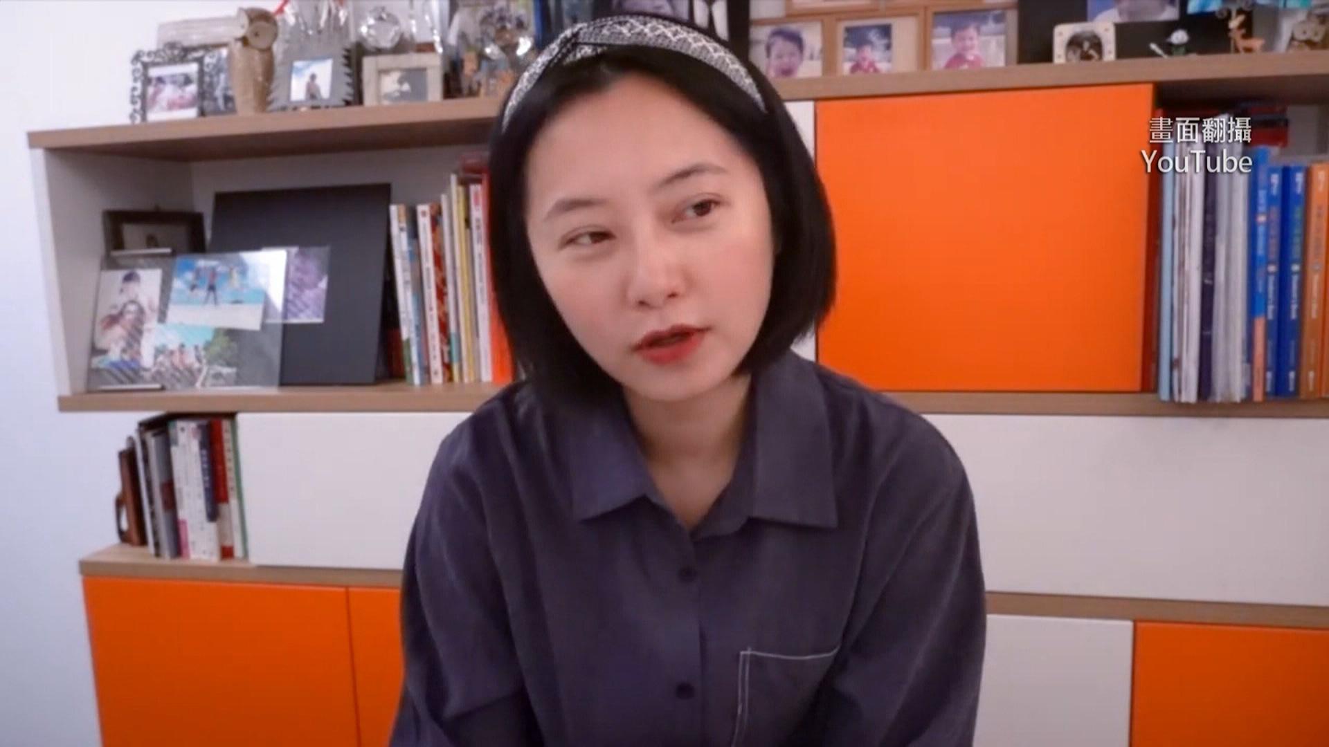 趙小僑哽咽談胎停 劉亮佐抱她痛哭:別再生了!