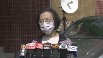 陳肇始:社區仍有傳播鏈 放寬防疫措施要謹慎處理