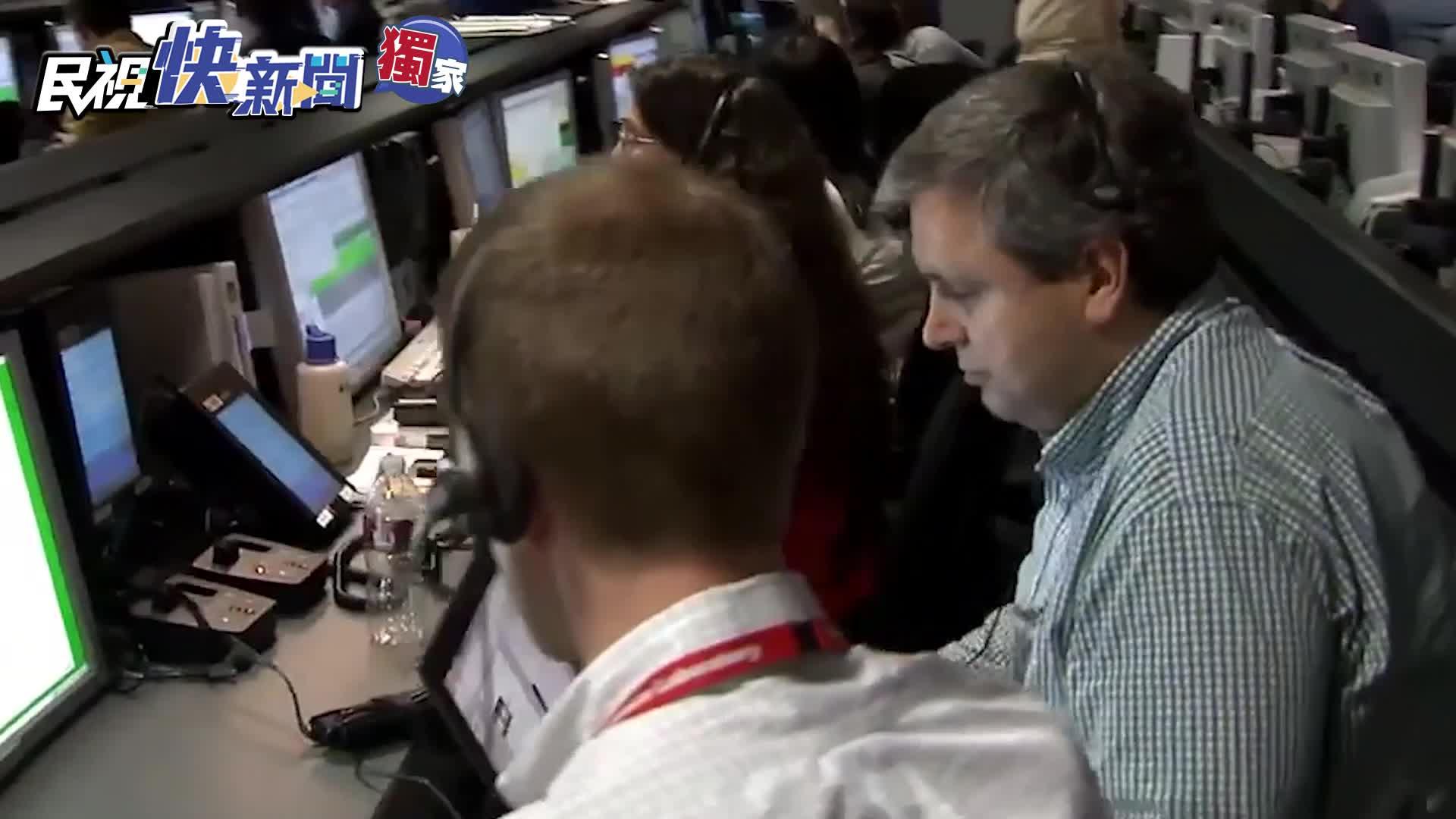 快新聞/「毅力號」著陸火星恐怖7分鐘 台裔總工程師還原過程親曝關鍵技術