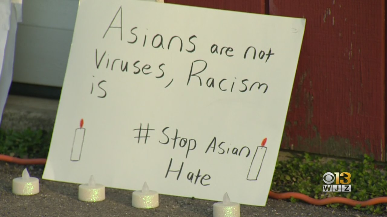 news.yahoo.com: People In Maryland, DC Rally In Solidarity Of Asian American Community