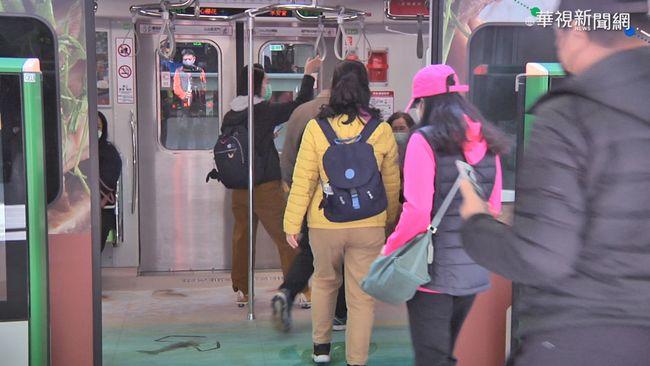 台中捷運恢復試營運 民眾:更平穩