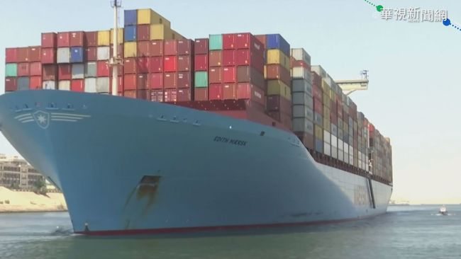 疫情影響海運忙翻 全球缺50萬個貨櫃