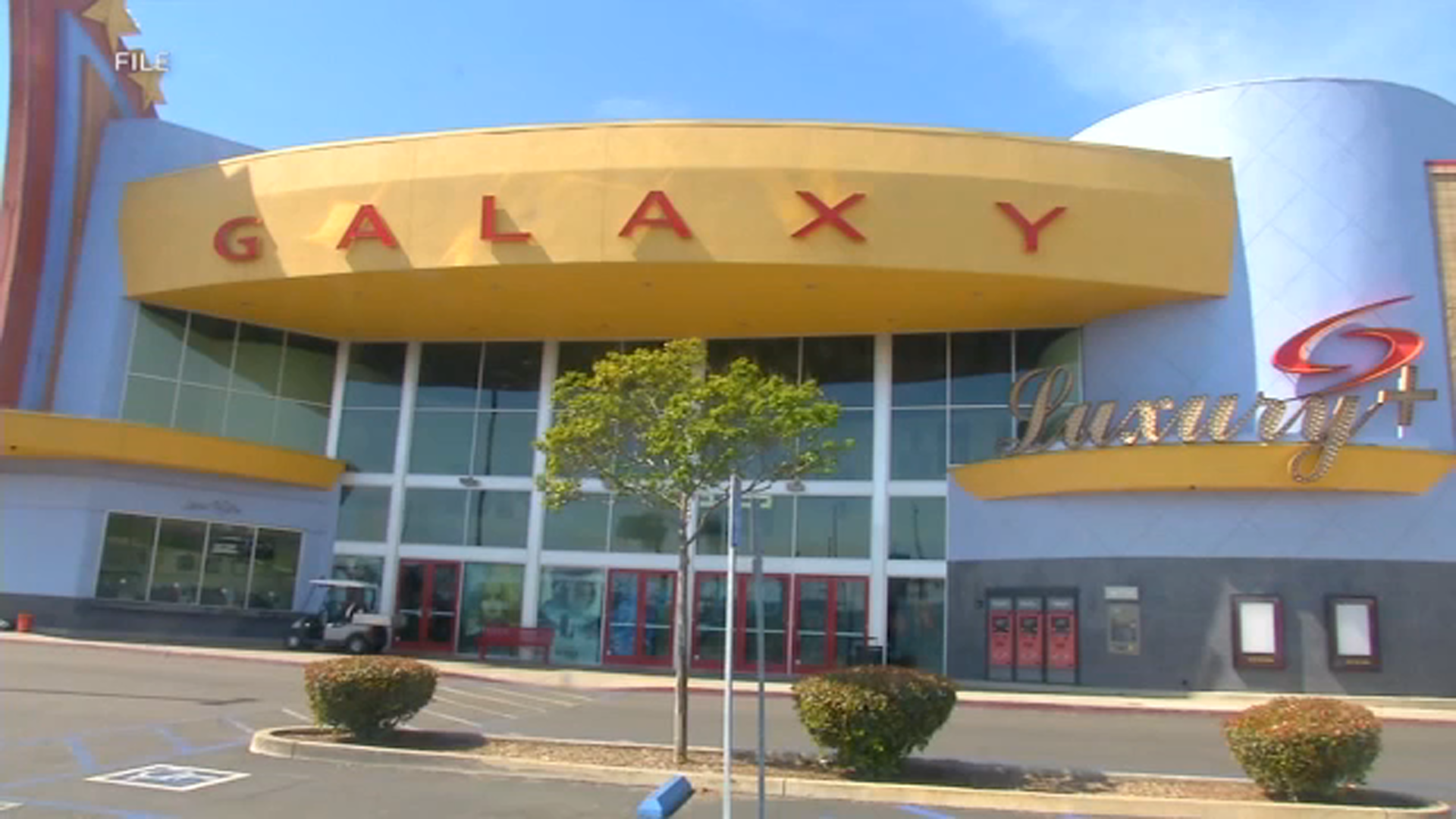 Galaxy Theatres Tulare To Reopen Friday At Limited Capacity