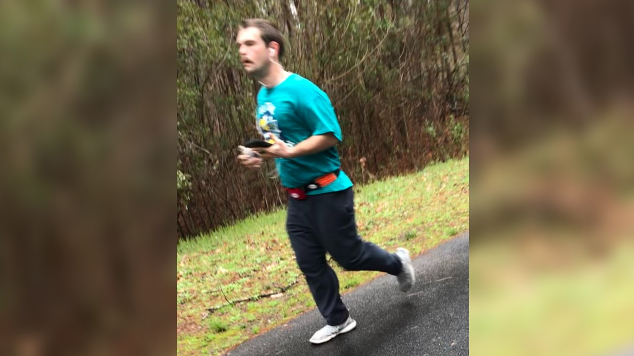 """Cary police aren't charging the """"jogger"""" who assaulted & verbally abused people on a greenway"""