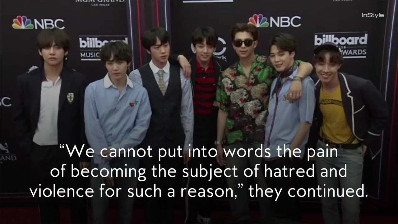 www.yahoo.com: BTS Shares Their Experience With Anti-Asian Racism