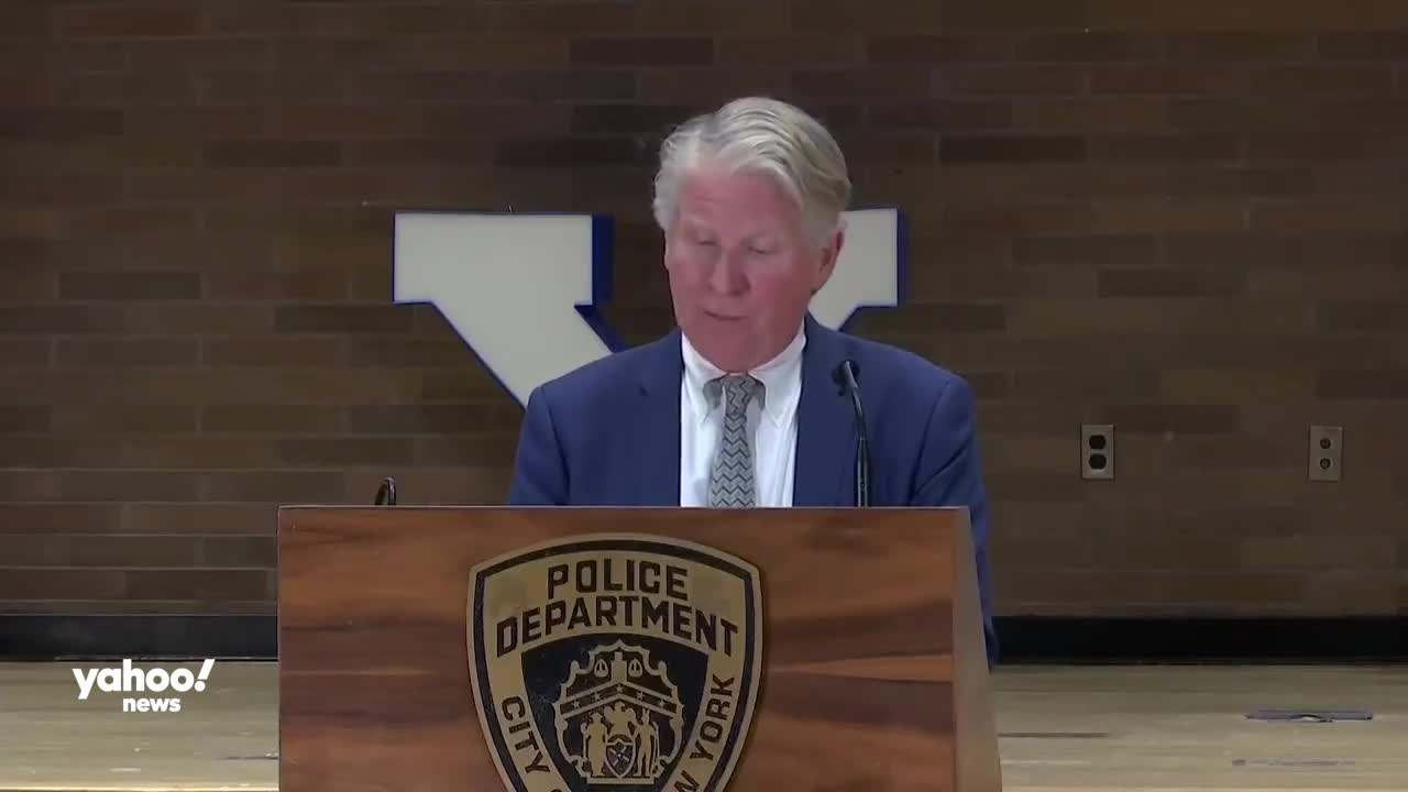 www.yahoo.com: Manhattan DA speaks on arrest of suspect in attack on Asian woman
