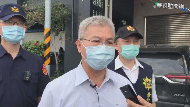台南角頭告別式黑幫齊聚 警逮6通緝犯