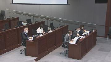 公職人員宣誓法案委員會首開會 張宇人任主席