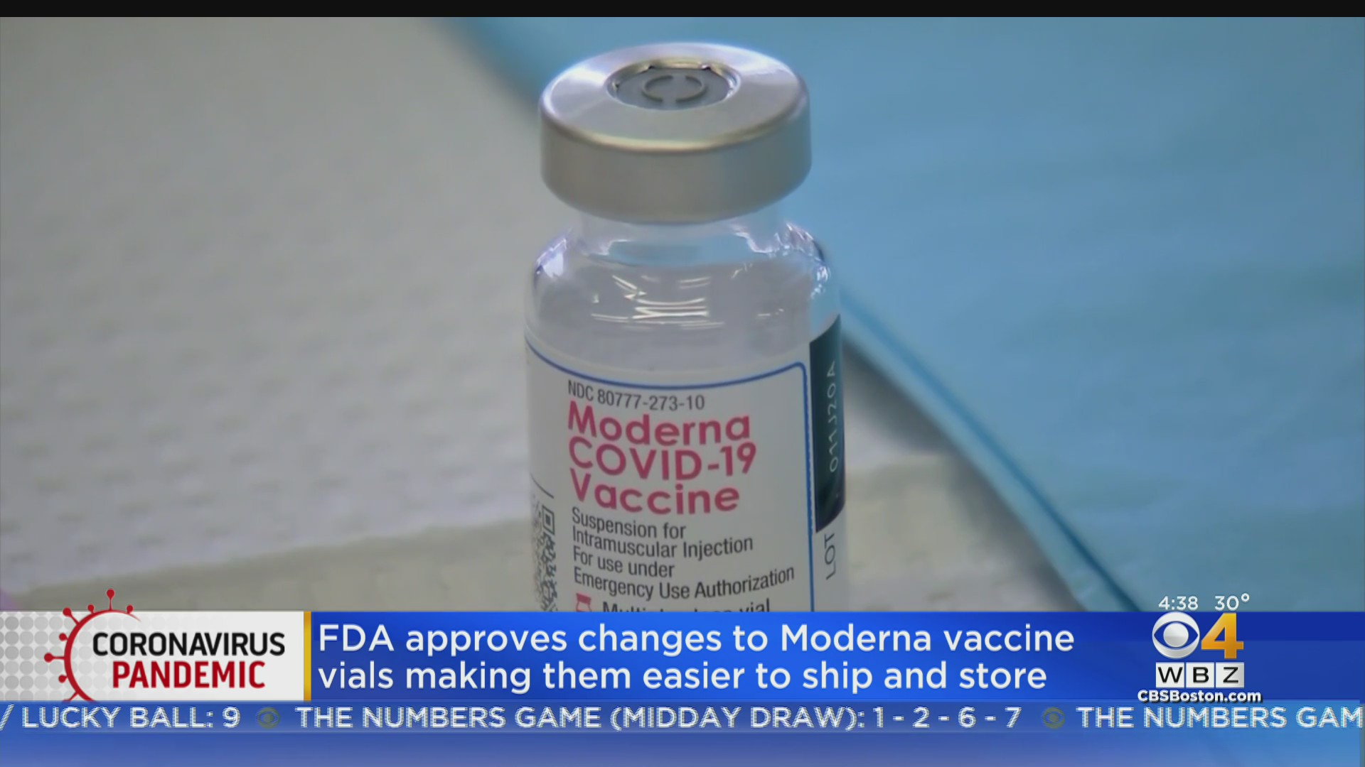 Moderna COVID-19 Vaccine Vials Will Now Hold 15 Doses Each ...