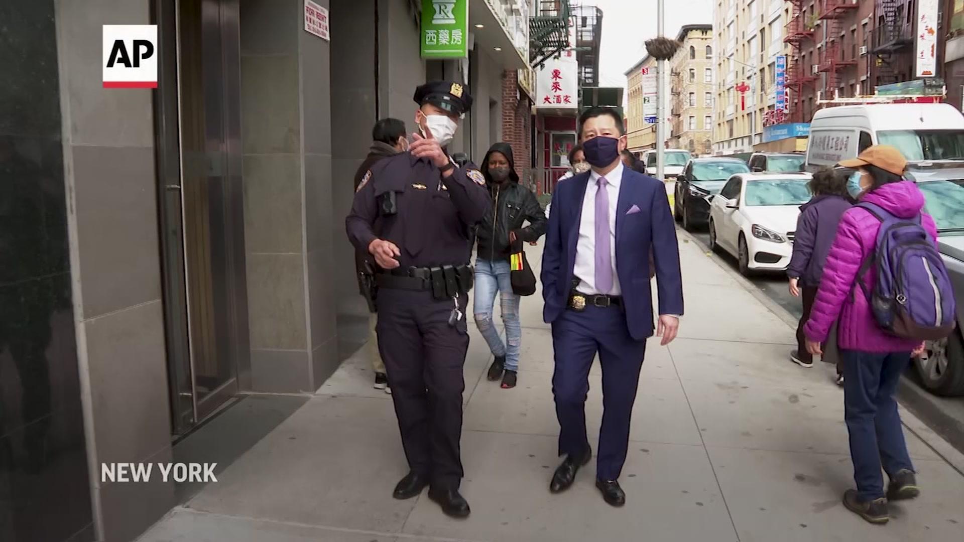 news.yahoo.com: Police: Mental illness behind NYC Asian attacks