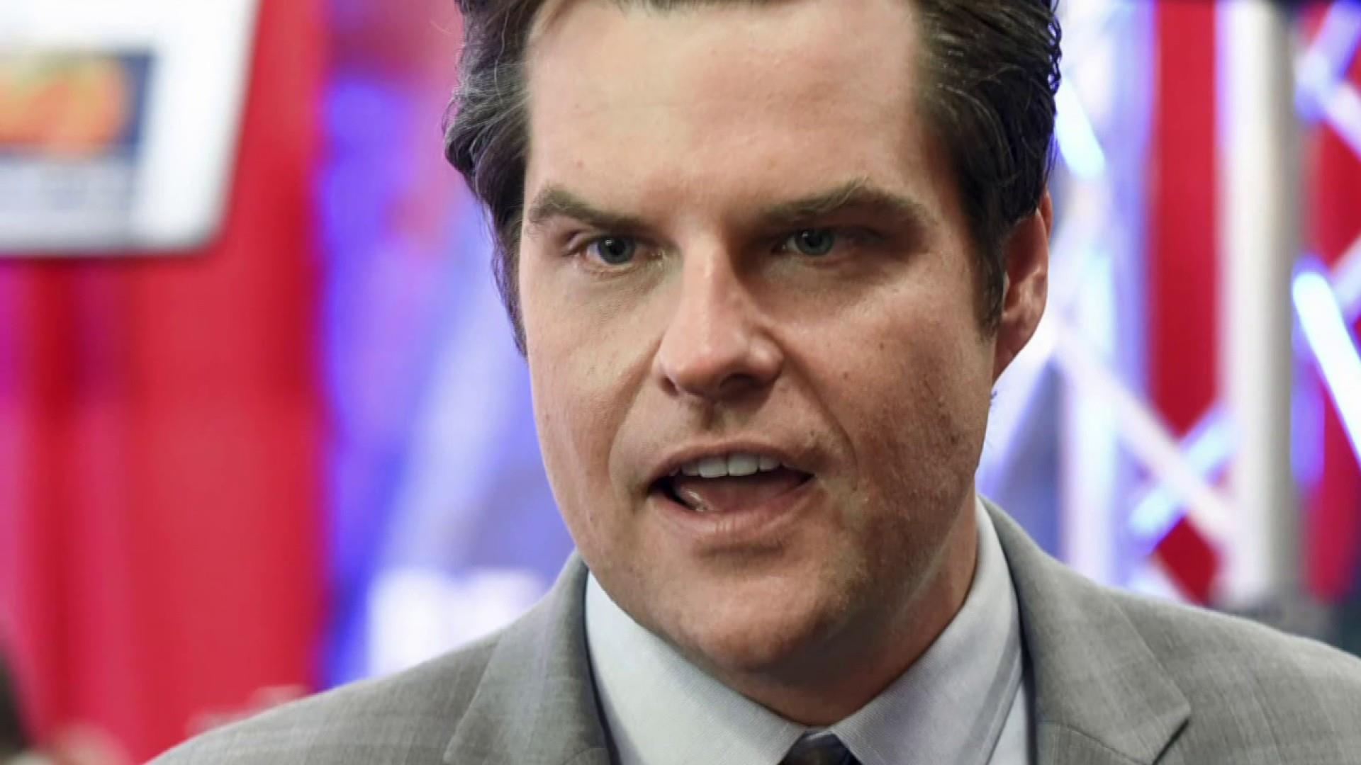 Feds Charge FL Developer In Alleged Gaetz Extortion Plot