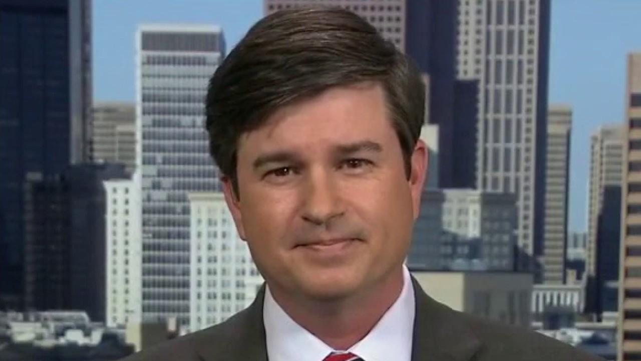 news.yahoo.com: Georgia State senator reacts to corporate America slamming voting law