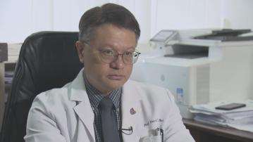 許樹昌:政府可不訂購阿斯利康 改爲留意第二代疫苗