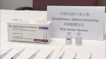 許樹昌:阿斯利康對變種病毒保護力不足 不建議採購