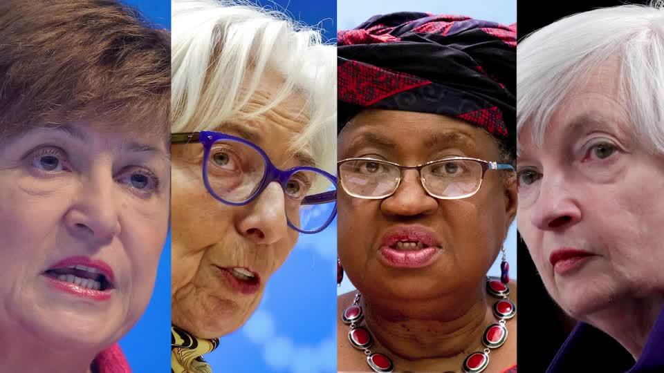 What happens when women run the economy?