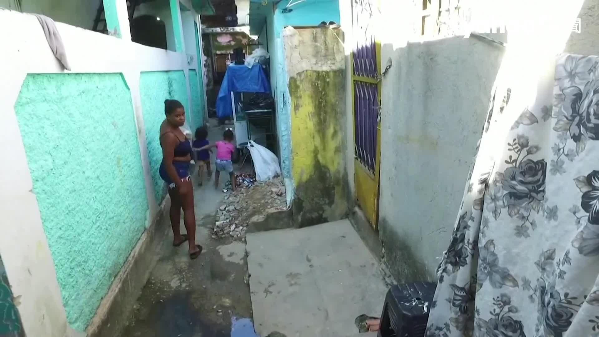 疫情重創巴西再陷飢餓危機 2700萬人月收不到1250元十年最慘