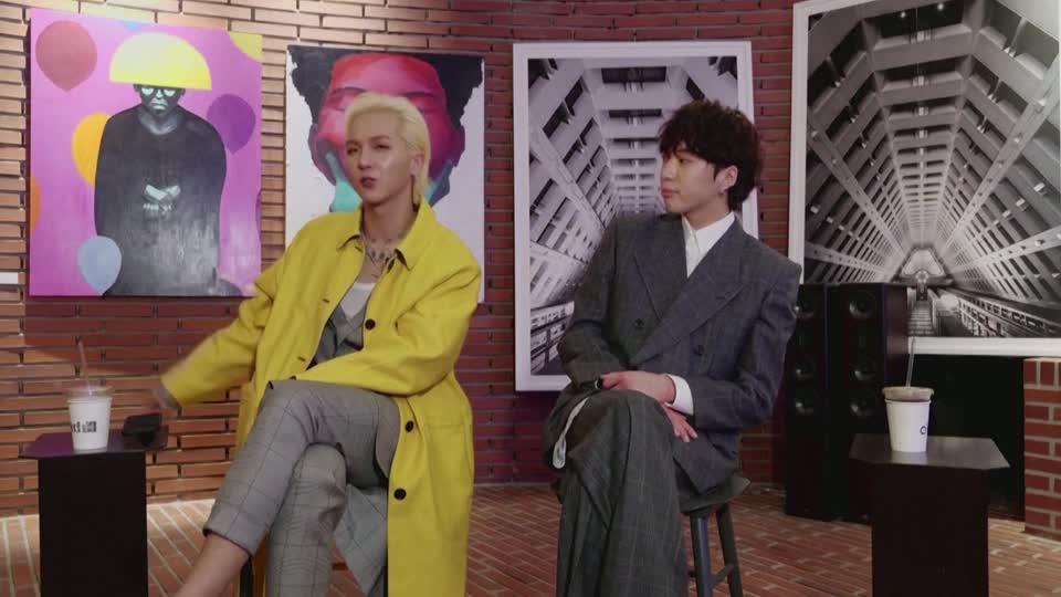 news.yahoo.com: K-pop stars prepare for London art exhibition
