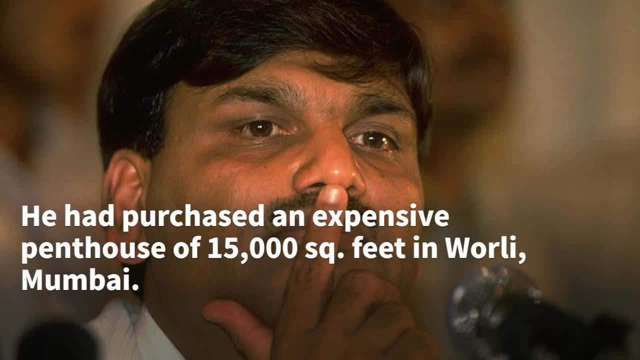 Rare facts about Harshad Mehta: The Big Bull
