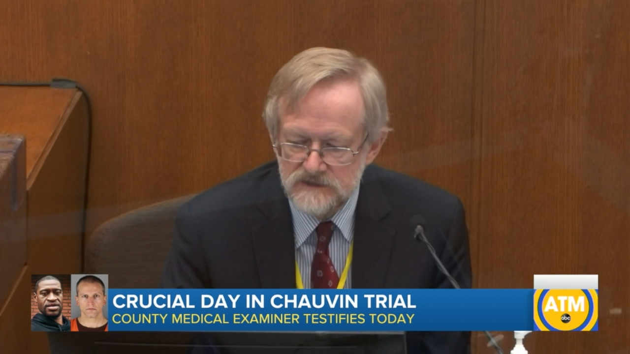 Derek Chauvin trial: Day 10