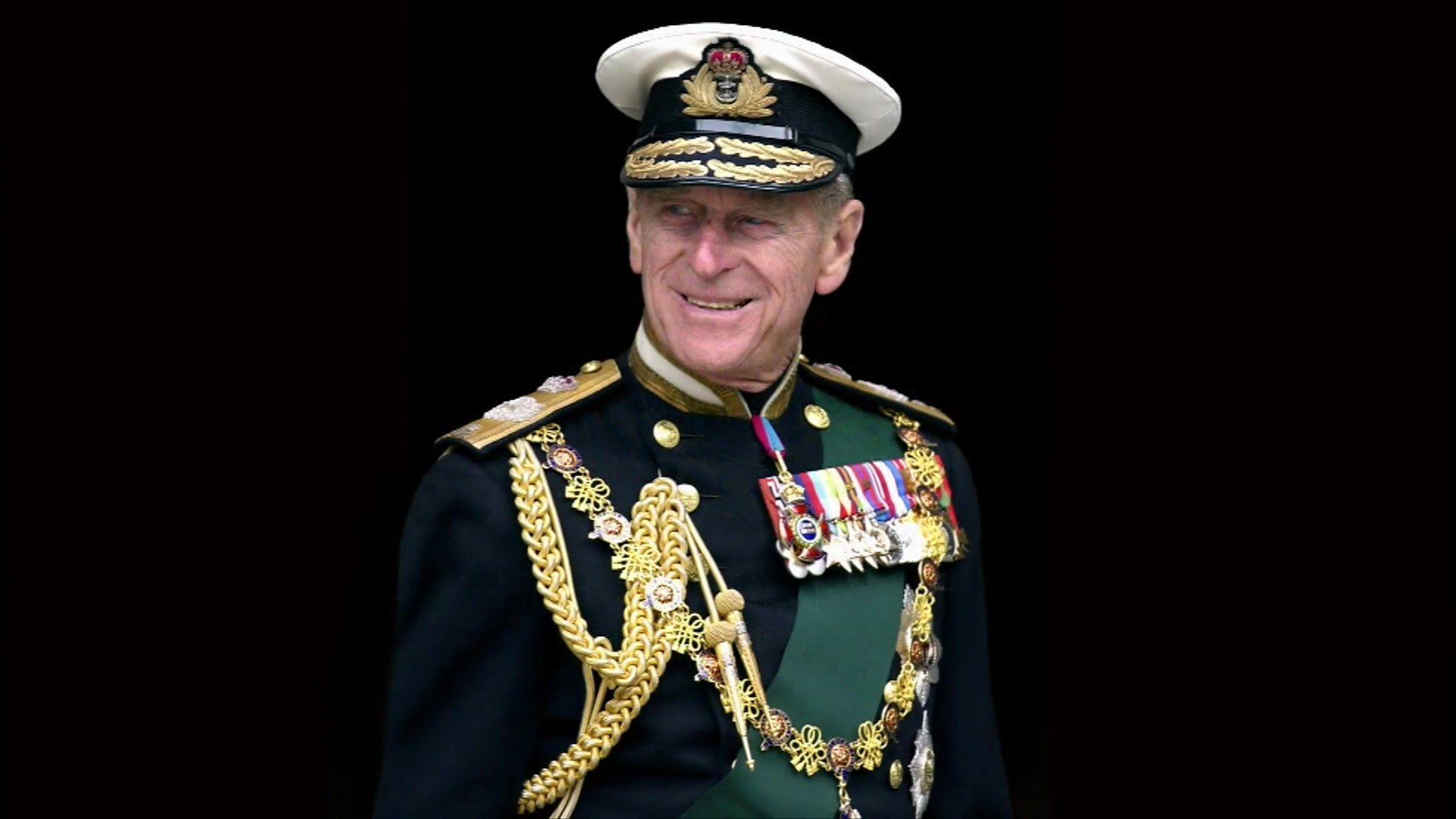 白金漢宮宣佈菲利普親王去世 享年99歲