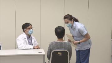 醫管局周一起為安老院舍院友接種復必泰疫苗