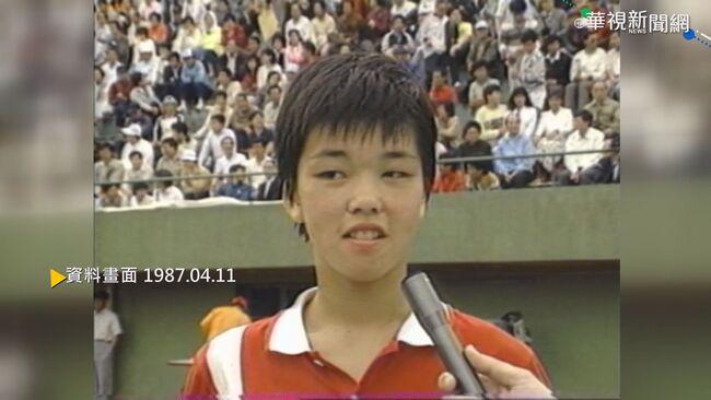 【歷史上的今天】亞洲青少年網球賽 王思婷奪女單冠軍
