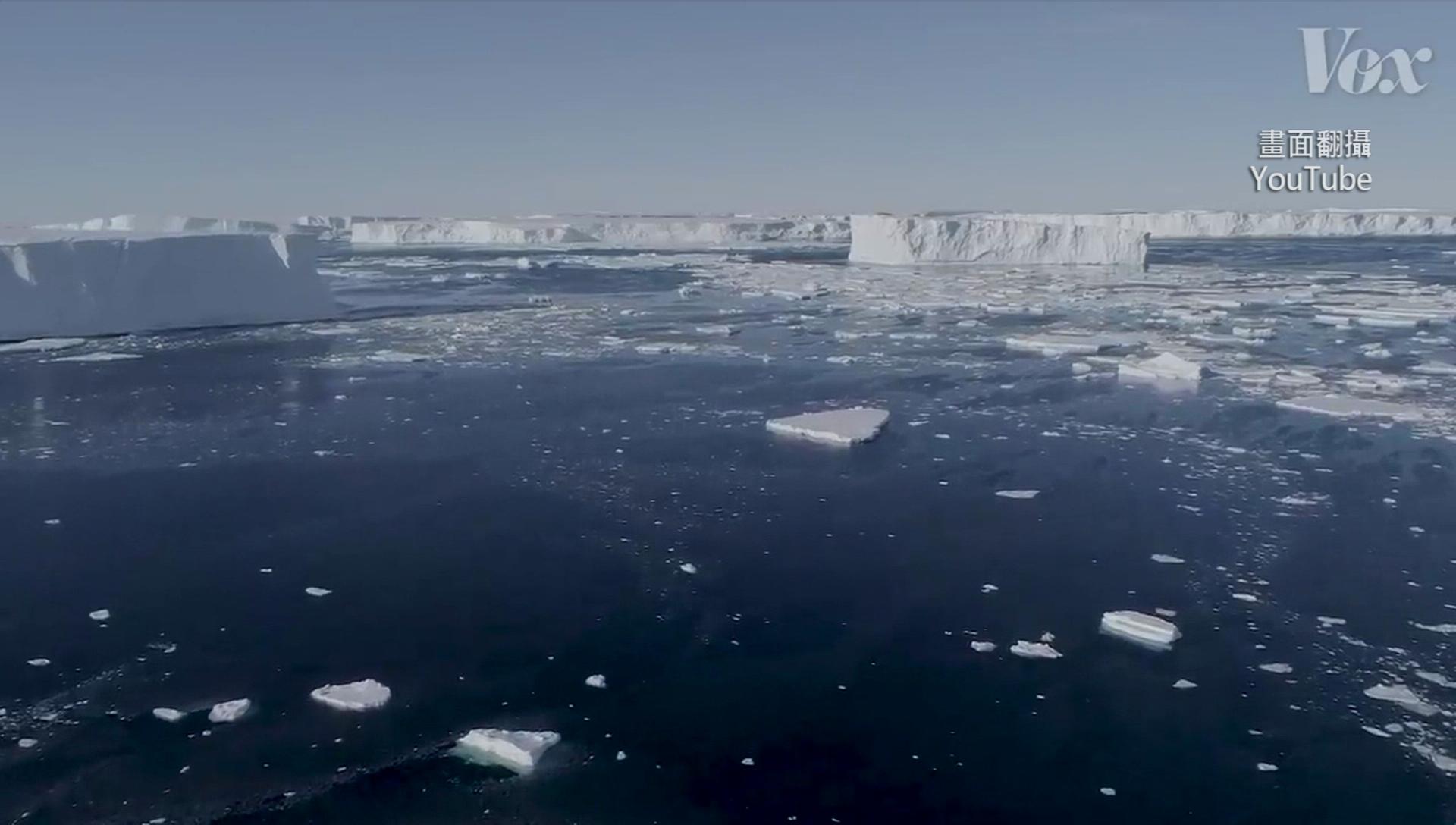 南極「末日冰川」急速融化! 科學家警告:海平面恐上升3m