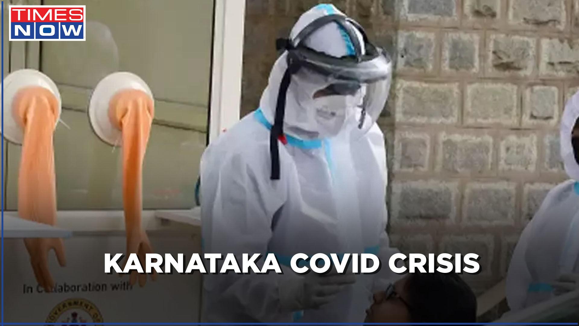 Karnataka: COVID norms violations reported in Bengaluru ...