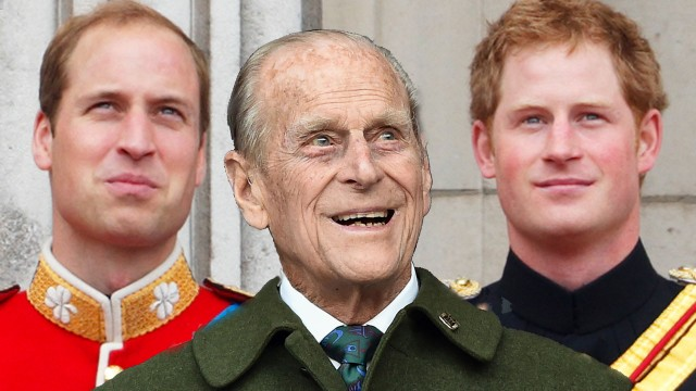 www.yahoo.com: Prince William and Prince Harry Share Sweet Tributes to Late Grandfather Prince Philip