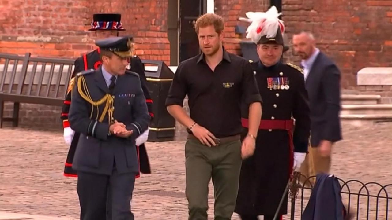 www.yahoo.com: Prince Harry returns to UK ahead of Prince Philip's funeral