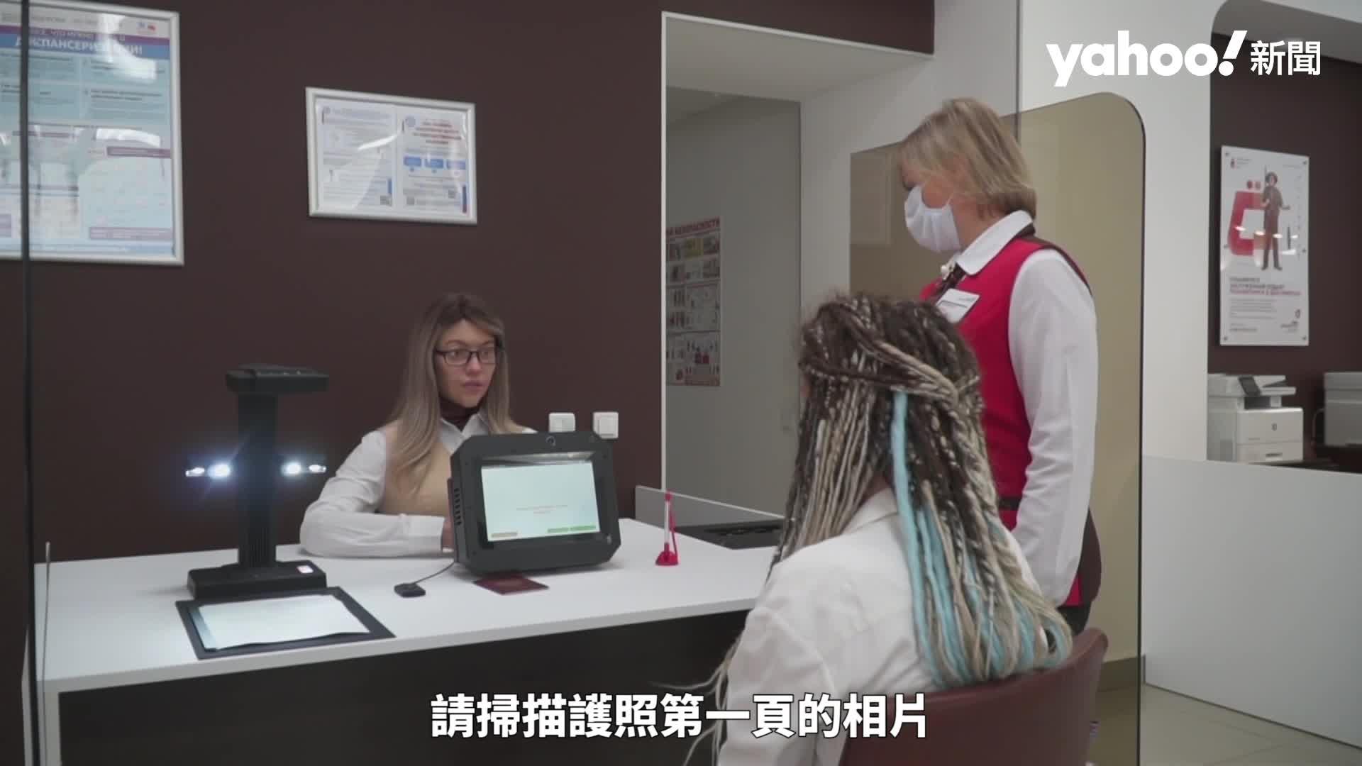 俄超擬真機器人商務助理 會填表格印文件 日省工時43分鐘