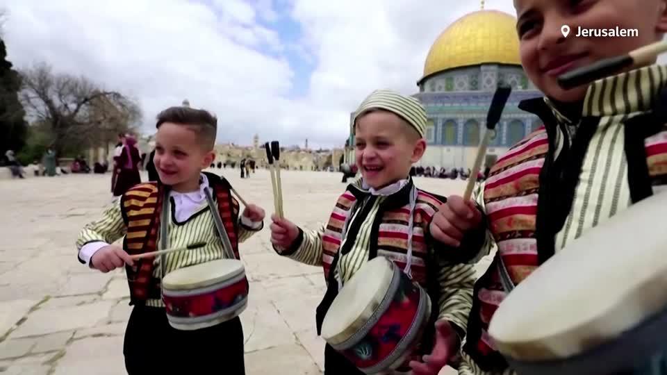 Countries around the world prepare for Ramadan