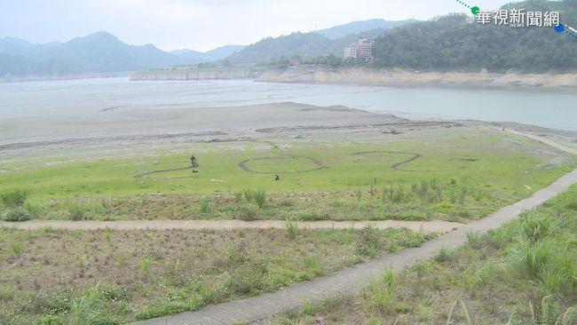 乾旱中斷水路 薑母島居民S.O.S向外求援