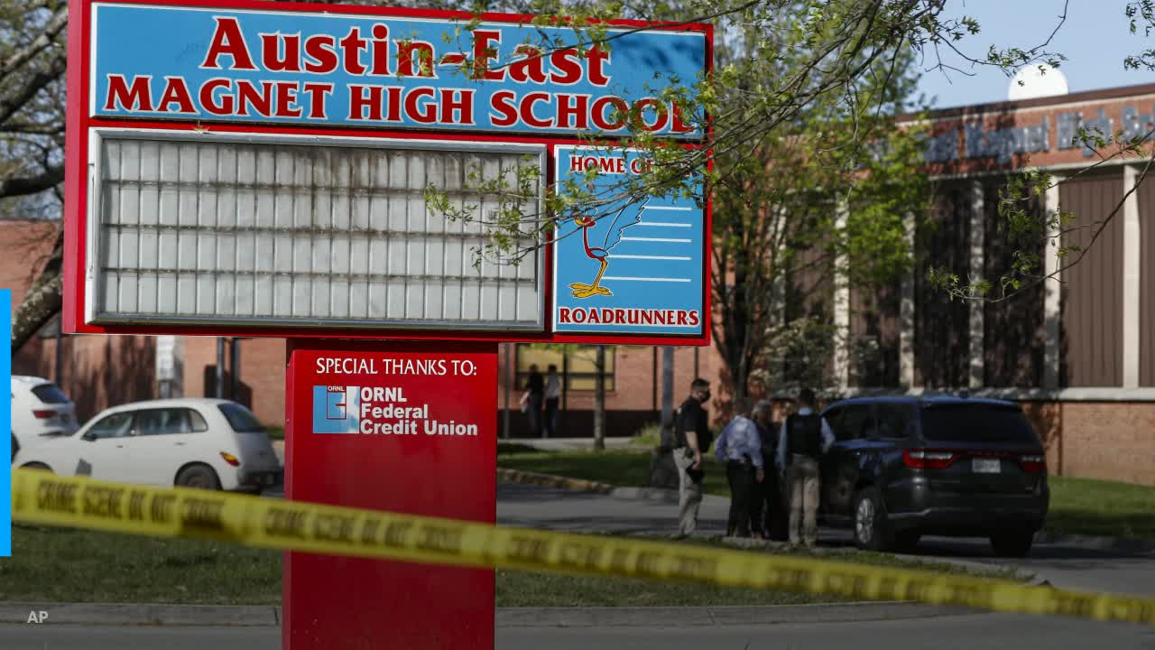 Officer wasn't shot by student's gun, new report says