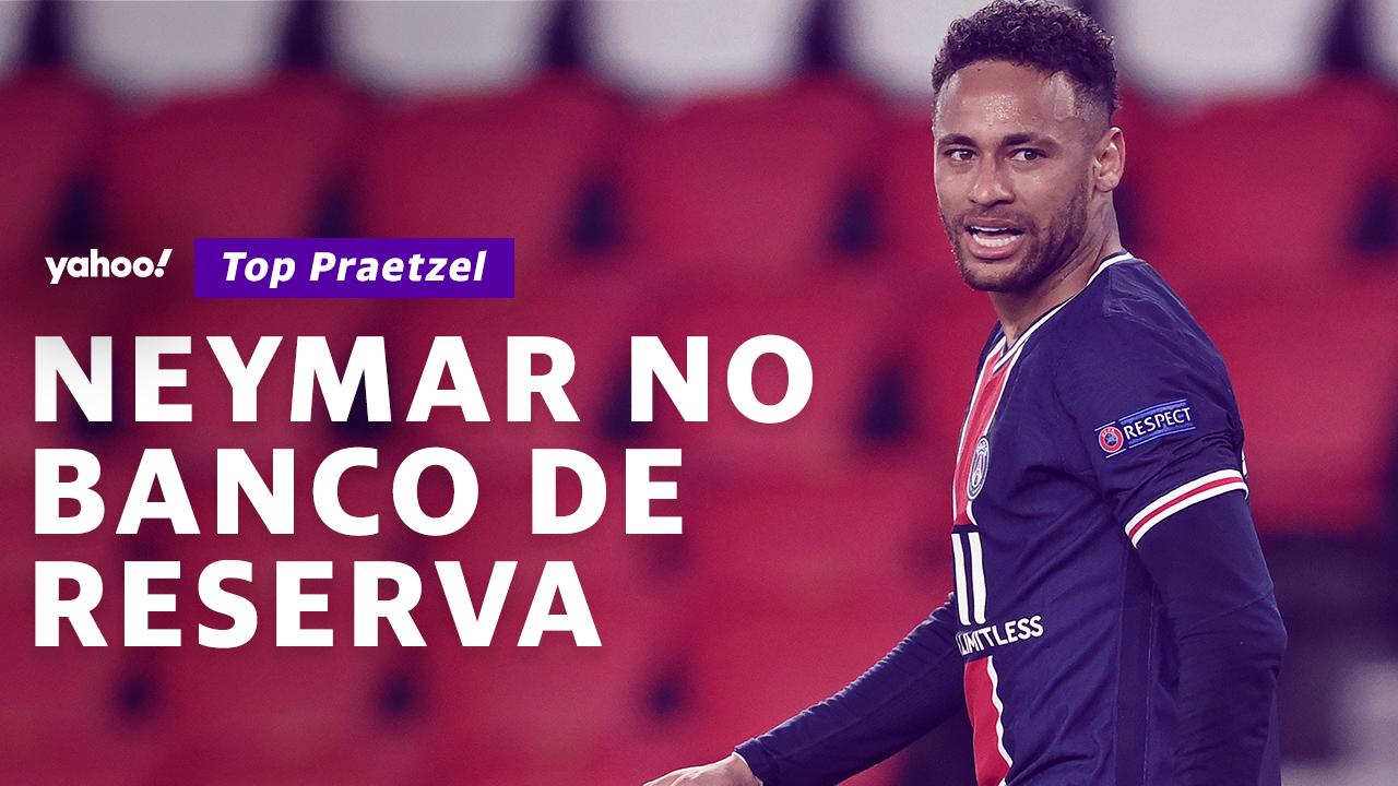 Top Praetzel: os 5 times que deixariam Neymar no banco de reserva