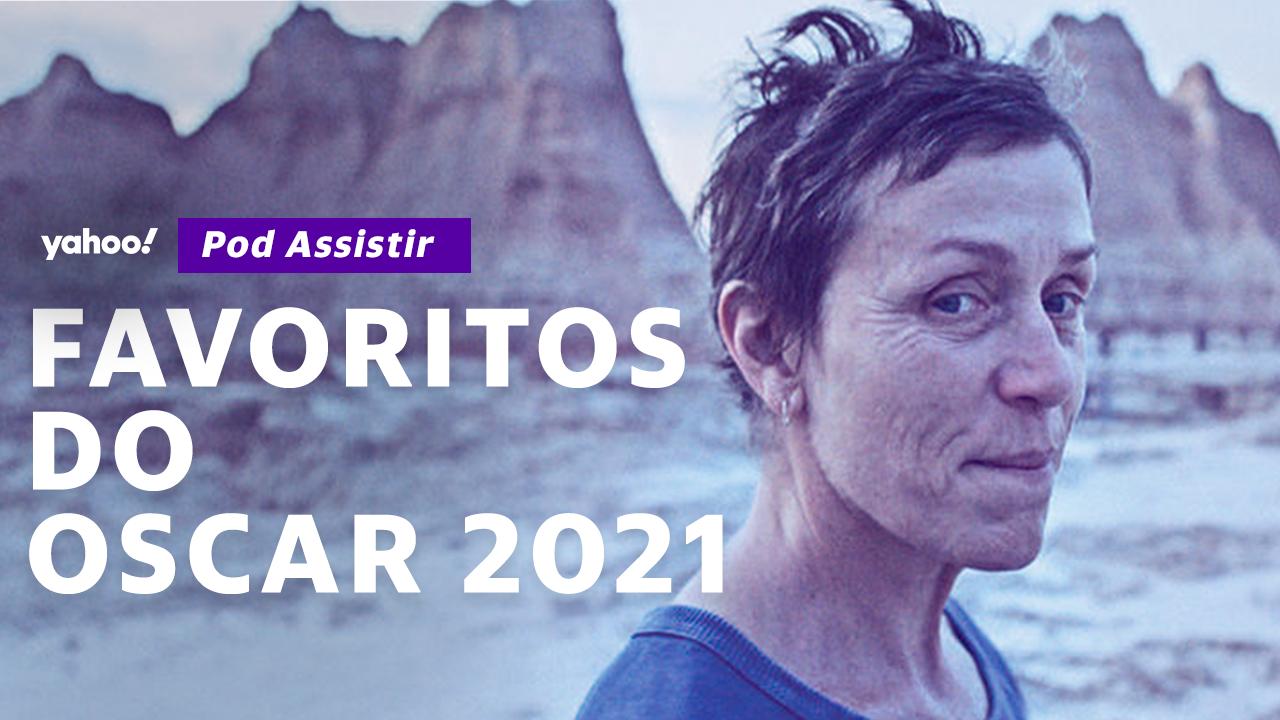 Os favoritos do Oscar 2021 l Pod Assistir 