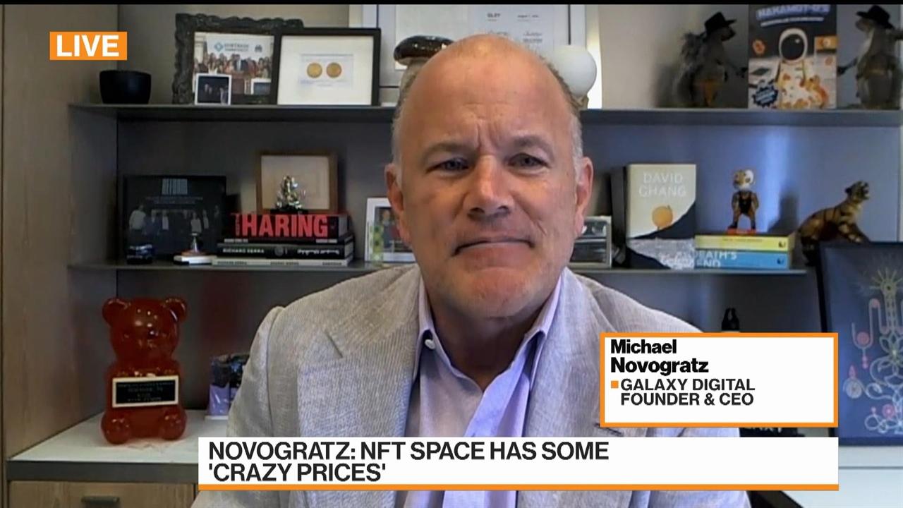 Novogratz Says Dogecoin Reminiscent of Gamestop Frenzy  image