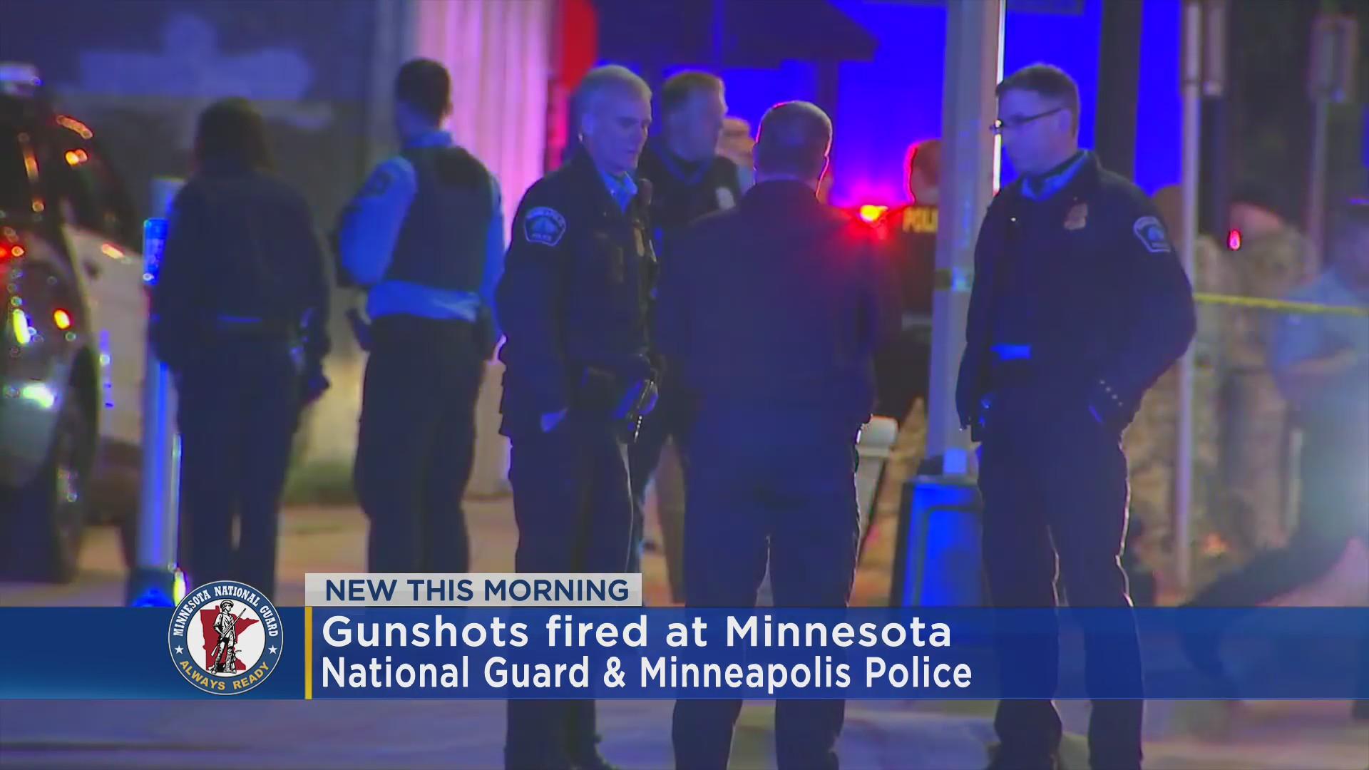 Shots fired at Guardsmen patrolling near Wright scene – Yahoo News
