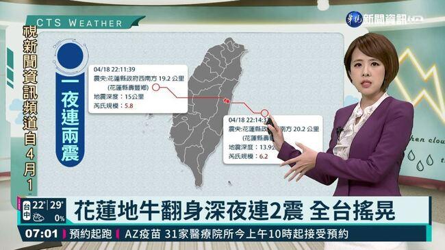 受東北季風影響 北台灣早晚氣溫稍涼